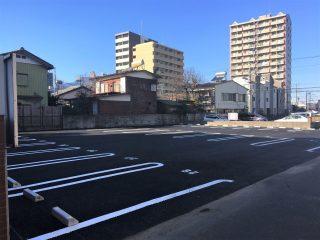所沢 月極駐車場 東町第18駐車場